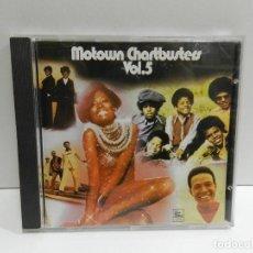 CDs de Música: DISCO CD. MOTOWN CHARTBUSTERS VOL. 5. COMPACT DISC.. Lote 244444170
