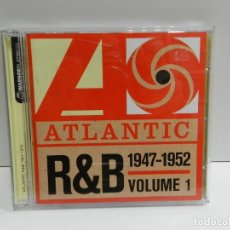 CDs de Música: DISCO CD. ATLANTIC R&B 1947-1952. COMPACT DISC.. Lote 244445025