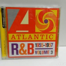 CDs de Música: DISCO CD. ATLANTIC R&B 1955-1957 VOLUME 3. COMPACT DISC.. Lote 244445100