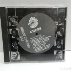 CDs de Música: DISCO CD. THE CHICAGO SOUND: CHESS. COMPACT DISC.. Lote 244445300