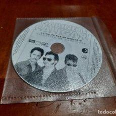 CDs de Música: GABINETE CALIGARI. LA CULPA FUE DE GABINETE. SOLO CD SIN CARÁTULA. COMO EN LA FOTO. BUEN ESTADO. Lote 244451850