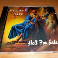 CDs de Música: HEAVENS GATE CD HELL..1992 -HELLOWEEN-KAMELOT-GAMMA RAY -IRON MAIDEN (COMPRA MINIMA 15 EUR). Lote 244455280