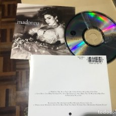 CDs de Música: MADONNA - LIKE A VIRGIN CD SIRE 85 GERMANY SYNTH POP. Lote 244456525