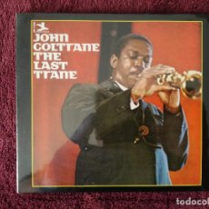 CDs de Música: JOHN COLTRANE - THE LAST TRANE (PRESTIGE) CD PRECINTADO - DONALD BYRD RED GARLAND. Lote 244485875