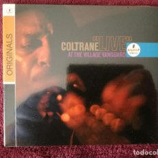 CDs de Música: JOHN COLTRANE - LIVE AT THE VILLAGE VANGUARD (IMPULSE!) CD PRECINTADO. Lote 244486700