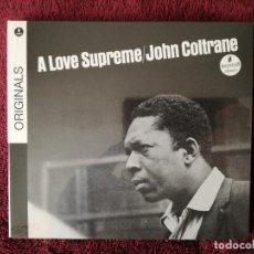 CDs de Música: JOHN COLTRANE - A LOVE SUPREME (IMPULSE!) CD PRECINTADO. Lote 244487640