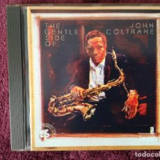 CDs de Música: JOHN COLTRANE - THE GENTLE SIDE OF (IMPULSE!) CD. Lote 244487850