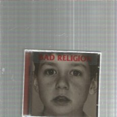 CDs de Música: BAD RELIGION GRAY RACE. Lote 244493880