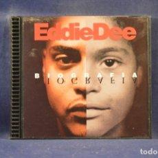CDs de Música: EDDIE DEE - BIOGRAFIA - CD. Lote 244494000