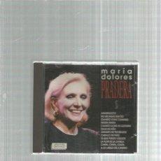 CDs de Música: MARIA DOLORES PRADERA AMARRADITOS + REGALO SORPRESA. Lote 244501825