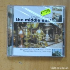 CDs de Música: YESKIM - A MUSICAL VOYAGE TO THE MIDDLE EAST - CD. Lote 244502325