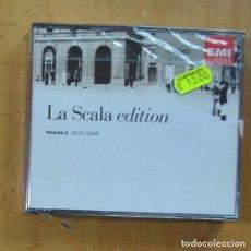 CDs de Musique: VARIOS - LA SCALA EDITION VOLUME 2 1915 1946 - CD. Lote 244503050