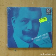 CDs de Música: FRANZ LEHAR - THE WORLD OF OPERETTA - CD. Lote 244503185