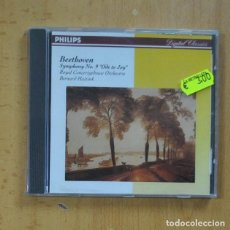 CDs de Música: BEETHOVEN - SYMPHONY NO 9 ODE TO JOY - CD. Lote 244503195
