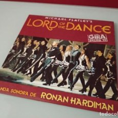 CDs de Música: LORD OF THE DANCE (BSO) CRY OF THE CELTS - 2 VERSIONES (CD SINGLE CARTON 1996). Lote 244514680