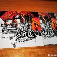 CDs de Música: DAVID HOLMES PRESENTS THE FREE ASSOCIATION CD ALBUM 2002 CON SOBRECUBIERTA CONTIENE 10 TEMAS. Lote 244517725