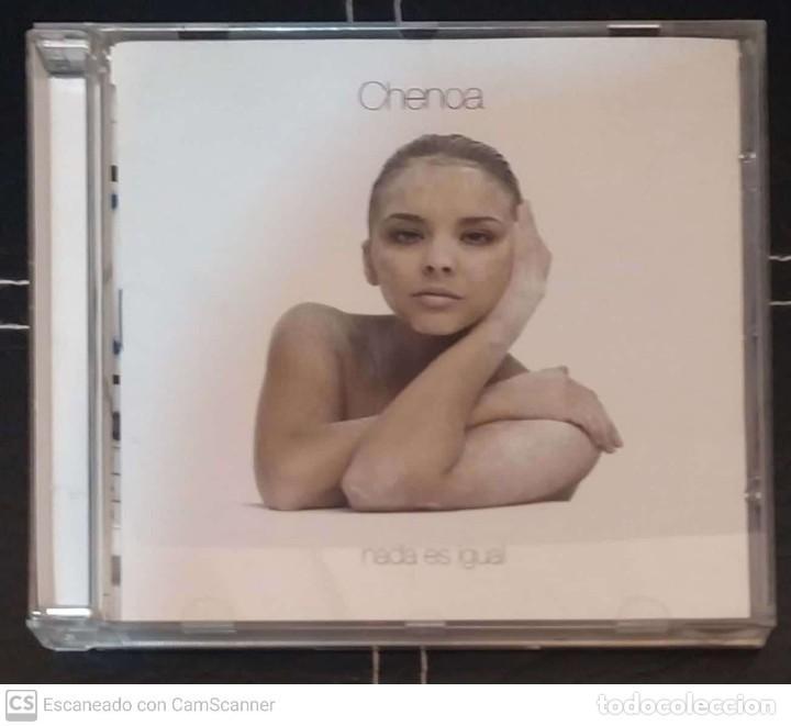 CHENOA (NADA ES IGUAL) CD 2005 (Música - CD's Pop)