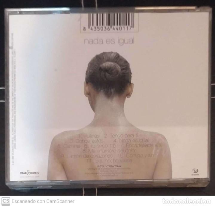 CDs de Música: CHENOA (NADA ES IGUAL) CD 2005 - Foto 2 - 244519985