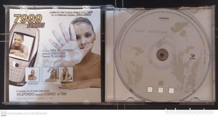 CDs de Música: CHENOA (NADA ES IGUAL) CD 2005 - Foto 3 - 244519985