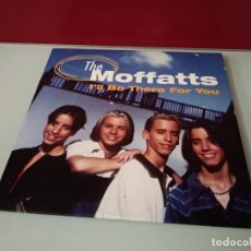 CDs de Música: THE MOFFATTS - I'LL BE THERE FOR YOU / NOW AND FOREVER (CDSINGLE CARTON, EMI 1997). Lote 244520270