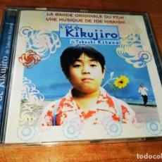 CDs de Música: L' ÉTÉ DE KIKUJIRO BANDA SONORA JOE HISAISHI CD ALBUM 1999 CONTIENE 12 TEMAS MUY RARO. Lote 244528345