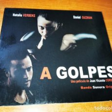 CDs de Música: A GOLPES BANDA SONORA CD ALBUM 2005 GUATEQUE ALL STARS MALA RODRIGUEZ VACAZUL EDDY MCLEAN RARO. Lote 244529715