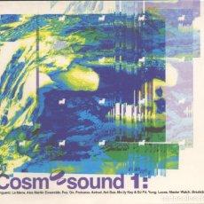 CDs de Música: COSMO SOUND 1 - PROTOZOO, LE MANS, VANGUARD, ALEX MARTIN - CD DIGIPACK. Lote 244548855