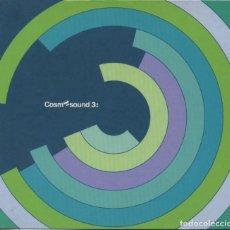 CDs de Música: COSMOSOUND 3 - ALEX MARTIN, MEMORABILIA, VANGUARD, FUNK EMPIRE, CHOP SUEY, MADELMAN - CD DIGIPACK. Lote 244550185