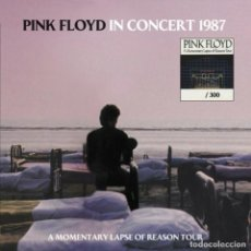CDs de Musique: PINK FLOYD -IN CONCERT 1987. A MOMENTARY LAPSE OF REASON TOUR -8 CD BOX-. Lote 244555625