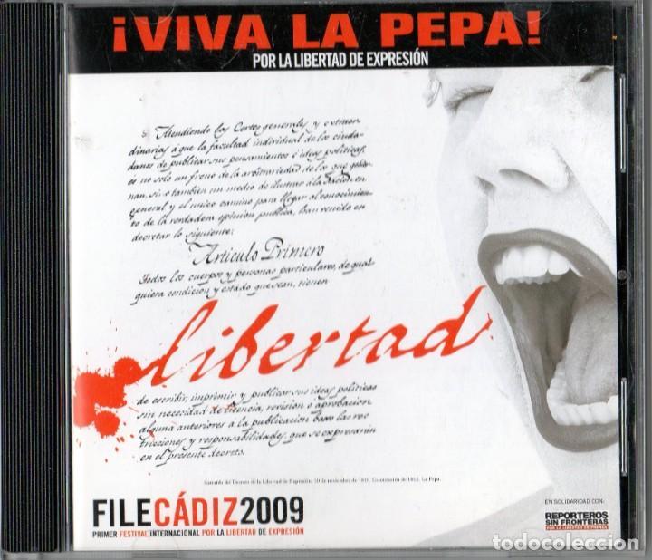 ¡VIVA LA PEPA! - POR LA LIBERTAD DE EXPRESIÓN (Música - CD's Melódica )