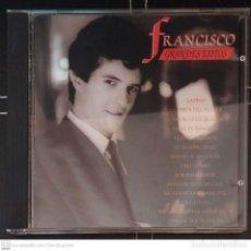 CDs de Música: FRANCISCO (GRANDES EXITOS) CD 1991. Lote 244572110