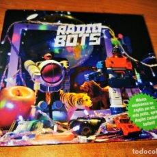 CDs de Música: RADIOBOTS CD ALBUM DIGIPACK DEL AÑO 2002 TIENE 10 TEMAS MUSICA INDIE APRENDER INGLES PARA NIÑOS RARO. Lote 244577310