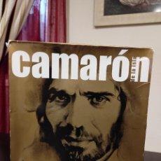 CDs de Música: CAMARÓN DE LA ISLA - INTEGRAL (2005) - 20 CD'S + LIBRETO, PERFECTOS. Lote 244582315