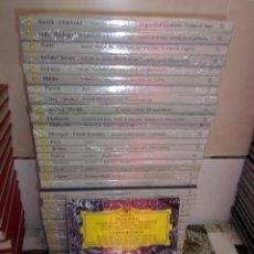 CDs de Música: GRAN SELECCIÓN DEUTSCHE GRAMMOPHON - DIGITAL - COMPLETA DEL 1 AL 40.. Lote 244583565