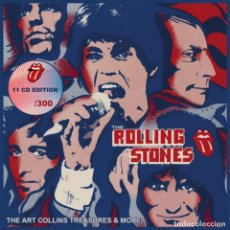 CDs de Musique: ROLLING STONES - ART COLLINS TREASURES AND MORE - 11 CD BOX-. Lote 244600385