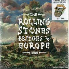 CDs de Música: THE ROLLING STONES - BRIDGES TO EUROPE 1998 - 15CD BOX-SET -. Lote 244600425