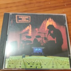 CDs de Música: DOBLE CD HÉROES DEL SILENCIO. PARASIEMPRE. FIRMADO. VER FOTOS. Lote 244602935