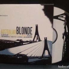 CDs de Música: CD SINGLE AUSTRALIAN BLONDE - A BRIEF HONEYMOON WITH JULIA - ASTRO DISCOS PEPETO. Lote 244606890