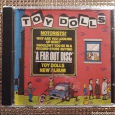 CDs de Música: TOY DOLLS : A FAR OUT DISC. Lote 244615455
