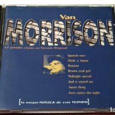 CDs de Música: CD( VAN MORRISON -12 GRANDES ÉXITOS EN VERSIÓN ORIGINAL)1998 STAR RECORDS ROCK, BLUES - PERFECTO. Lote 244615705