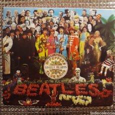 CDs de Música: BEATLES : SGT. PEPER'S LONELY HEARTS CLUB BAND. Lote 244617640