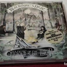 CDs de Música: CD ( BLACKMORE´S NIGHT - SHADOW OF THE MOON ) 1997 EDEL GERMANY - FOLK ROCK. Lote 244619450