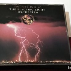 CDs de Música: CD DOBLE(ELO - THE ELECTRIC LIGHT ORCHESTRA –THE VERY BEST OF THE ELECTRIC LIGHT ORCHESTRA)1990 EPIC. Lote 244624150