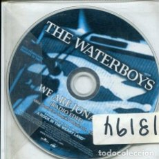 CDs de Música: THE WATERBOYS / WE ARE JONAH (CD SINGLE PICTURE PROMO 2000). Lote 244633390