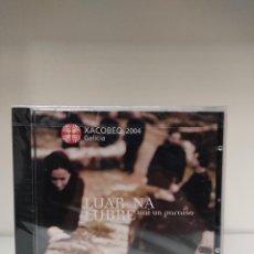 CDs de Música: LUAR NA LUBRE - HAI UN PARAISO -MUSICA GALLEGA - GALICIA. Lote 244643505