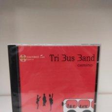 CDs de Música: TRI BUS BAND - CAMINO - CD SINGLE - 1 TEMA - PITI SANZ -KIM GARCIA -XACOBEO 2004 - PRECINTADO. Lote 244645570