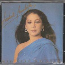CDs de Música: ISABEL PANTOJA - MARINERO DE LUCES (CD RCA 1986) PRIMERA EDICIÓN. Lote 244649350