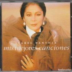 CDs de Música: ISABEL PANTOJA - MIS MEJORES CANCIONES (CD RCA 1994). Lote 244649545