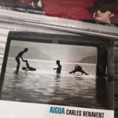 CDs de Música: AIGUA CARLES BENAVENT. Lote 244654465