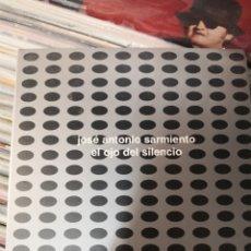 CDs de Música: JOSÉ ANTONIO SARMIENTO EL OJO DEL SILENCIO CENTRO DE CREACIÓN UNIVERSIDAD DE CASTILLA-LA MANCHA. Lote 244654680